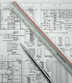 Drafting equipment for Midcoast home designs