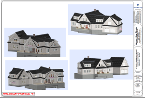 Nolet elevations 2 for Midcoast home designs