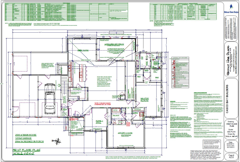 Home Design 1st Floor Part - 50: PURINTON 1st Floor